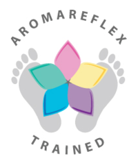 Welcome . Aromaflex trained logo